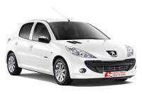 Peugeot 206+ or similar
